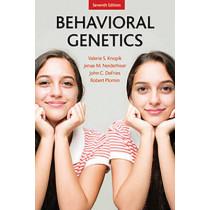 Behavioral Genetics by Valerie S. Knopik, 9781464176050