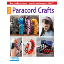 Paracord Crafts: Everybody Wants One - Clear Instructions Make it Easy! by Leisure Arts, 9781464711213