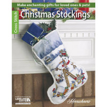 Christmas Stockings: Make Enchanting Gifts for Loved Ones and Pets! by Herrschners, 9781464735264