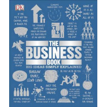 The Business Book by DK, 9781465415851