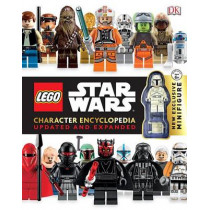 Lego Star Wars Character Encyclopedia by DK, 9781465435507