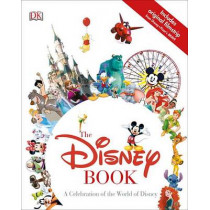 The Disney Book by Jim Fanning, 9781465437877