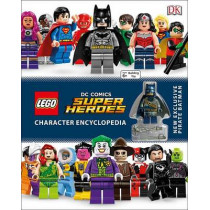Lego DC Comics Super Heroes Character Encyclopedia by DK, 9781465444547