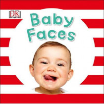 Baby Faces by DK, 9781465444660