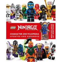 Lego Ninjago Character Encyclopedia by Claire Sipi, 9781465450944