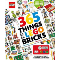 365 Things to Do with Lego Bricks: Lego Fun Every Day of the Year by Simon Hugo, 9781465453020