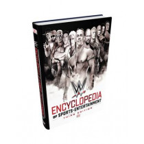WWE Encyclopedia Of Sports Entertainment, 3rd Edition by Steve Pantaleo, 9781465453136