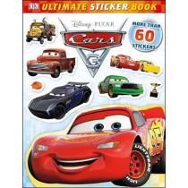 Disney Pixar Cars 3: Ultimate Sticker Book by Lauren Nesworthy, 9781465455604