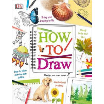 How to Draw by DK, 9781465456854
