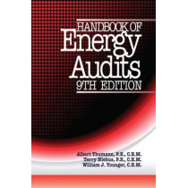 Handbook of Energy Audits by Albert Thumann, 9781466561625