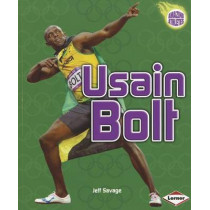 Usain Bolt: Track by Jeff Savage, 9781467710978