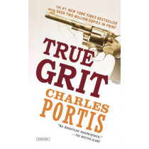 True Grit by Charles Portis, 9781468306293