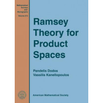 Ramsey Theory for Product Spaces by Pandelis Dodos, 9781470428082