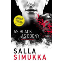 As Black as Ebony by Salla Simukka, 9781471403101