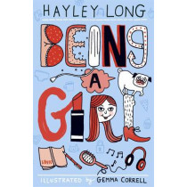 Being a Girl by Hayley Long, 9781471403903
