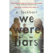 We Were Liars by E. Lockhart, 9781471403989