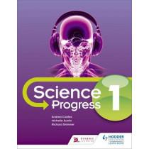 KS3 Science Progress Student Book 1 by Michelle Austin, 9781471801426