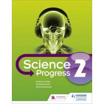 KS3 Science Progress Student Book 2 by Michelle Austin, 9781471801440