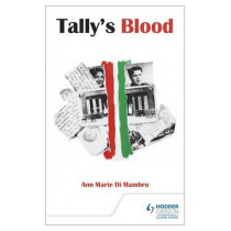 Tally's Blood by Ann Marie di Mambro, 9781471808401