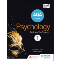 AQA A-level Psychology Book 1 by Jean-Marc Lawton, 9781471834882