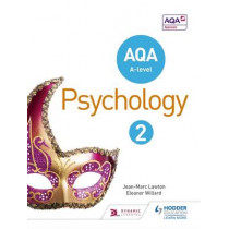 AQA A-level Psychology Book 2 by Jean-Marc Lawton, 9781471835377