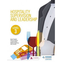 Hospitality Supervision and Leadership Level 3 by Patricia Paskins, 9781471847523