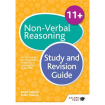11+ Non-Verbal Reasoning Study and Revision Guide: For 11+, pre-test and independent school exams including CEM, GL and ISEB by Peter Francis, 9781471849251