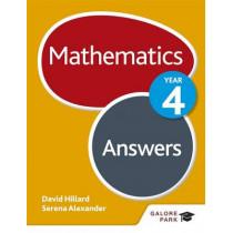 Mathematics Year 4 Answers by David Hillard, 9781471856488