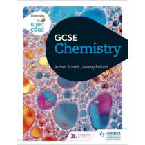 WJEC GCSE Chemistry by Adrian Schmit, 9781471868740