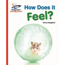 Reading Planet - How Does it Feel? - Red A: Galaxy by Simon Mugford, 9781471879494