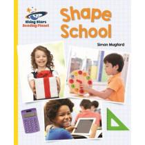 Reading Planet - Shape School - Yellow: Galaxy by Simon Mugford, 9781471879609