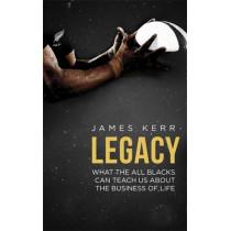 Legacy by James Kerr, 9781472103536