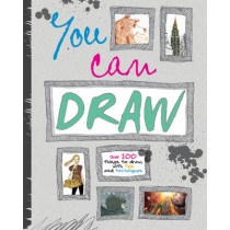 You Can Draw (Over 100 Things to Draw, with Tips and Techniques), 9781472323941