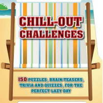 Shaped Trivia Chill-Out Challenges, 9781472392848