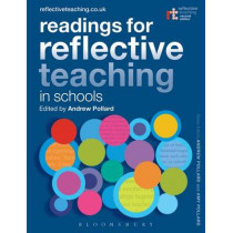 Readings for Reflective Teaching in Schools by Professor Andrew Pollard, 9781472509741