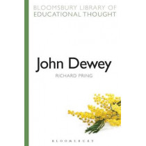 John Dewey by Richard Pring, 9781472518774
