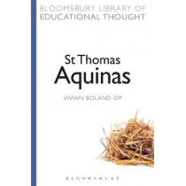 St Thomas Aquinas by Vivian Boland, 9781472518903