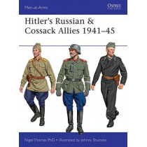 Hitler's Russian & Cossack Allies 1941-45 by Nigel Thomas, 9781472806871