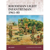 Rhodesian Light Infantryman 1961-80 by Neil Grant, 9781472809629