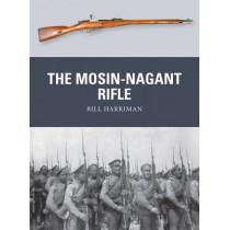 The Mosin-Nagant Rifle by Bill Harriman, 9781472814159
