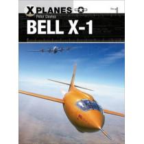Bell X-1 by Peter E. Davies, 9781472814647