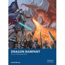 Dragon Rampant: Fantasy Wargaming Rules by Daniel Mersey, 9781472815712