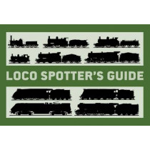 Loco Spotter's Guide by Stuart Black, 9781472820488
