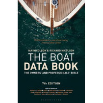 The Boat Data Book: 7th edition by Richard Nicolson, 9781472907974