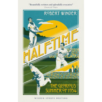 Half-Time by Robert Winder, 9781472908940