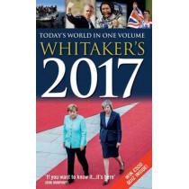 Whitaker's 2017, 9781472909336