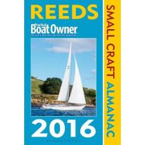 Reeds PBO Small Craft Almanac 2016, 9781472919441