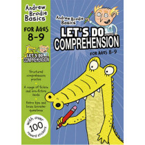 Let's do Comprehension 8-9 by Andrew Brodie, 9781472919557
