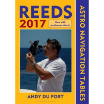 Reeds Astro Navigation Tables 2017 by Andy Du Port, 9781472930521