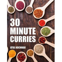 30 Minute Curries by Atul Kochhar, 9781472937773